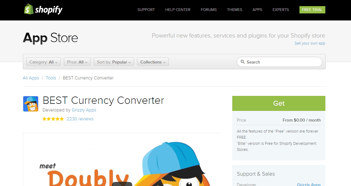 must have shopify apps - Best Currency Converter
