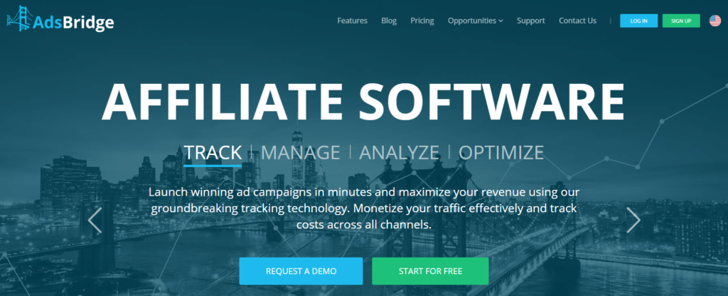 adsbridge affiliate tracker