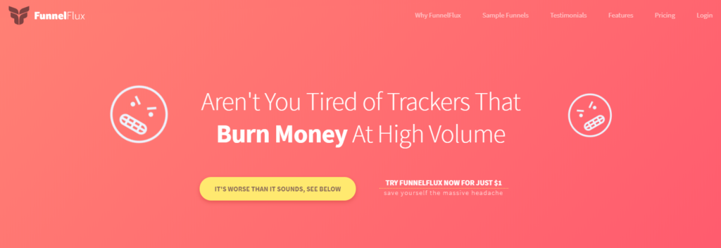 funnelflux affiliate tracker