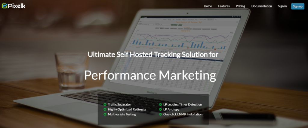 Best Affiliate Marketing Trackers