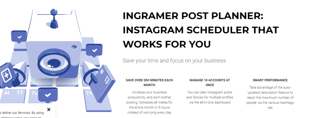 Ingramer Scheduler