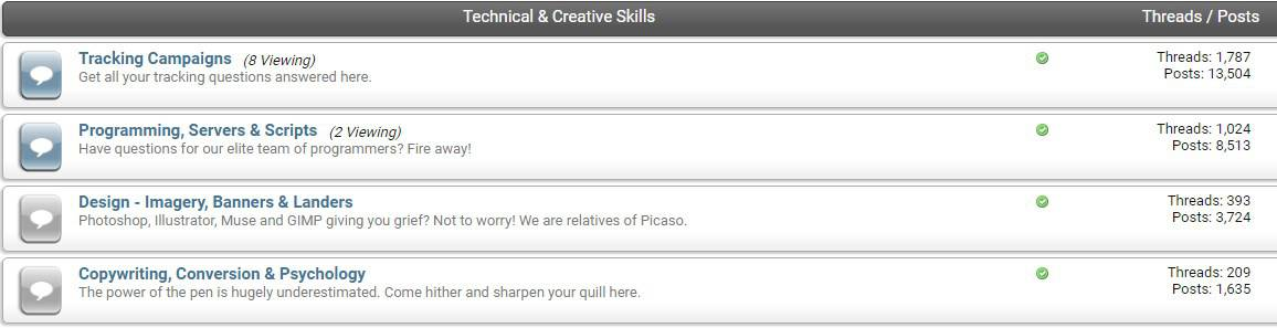 Technical & Creative Skills